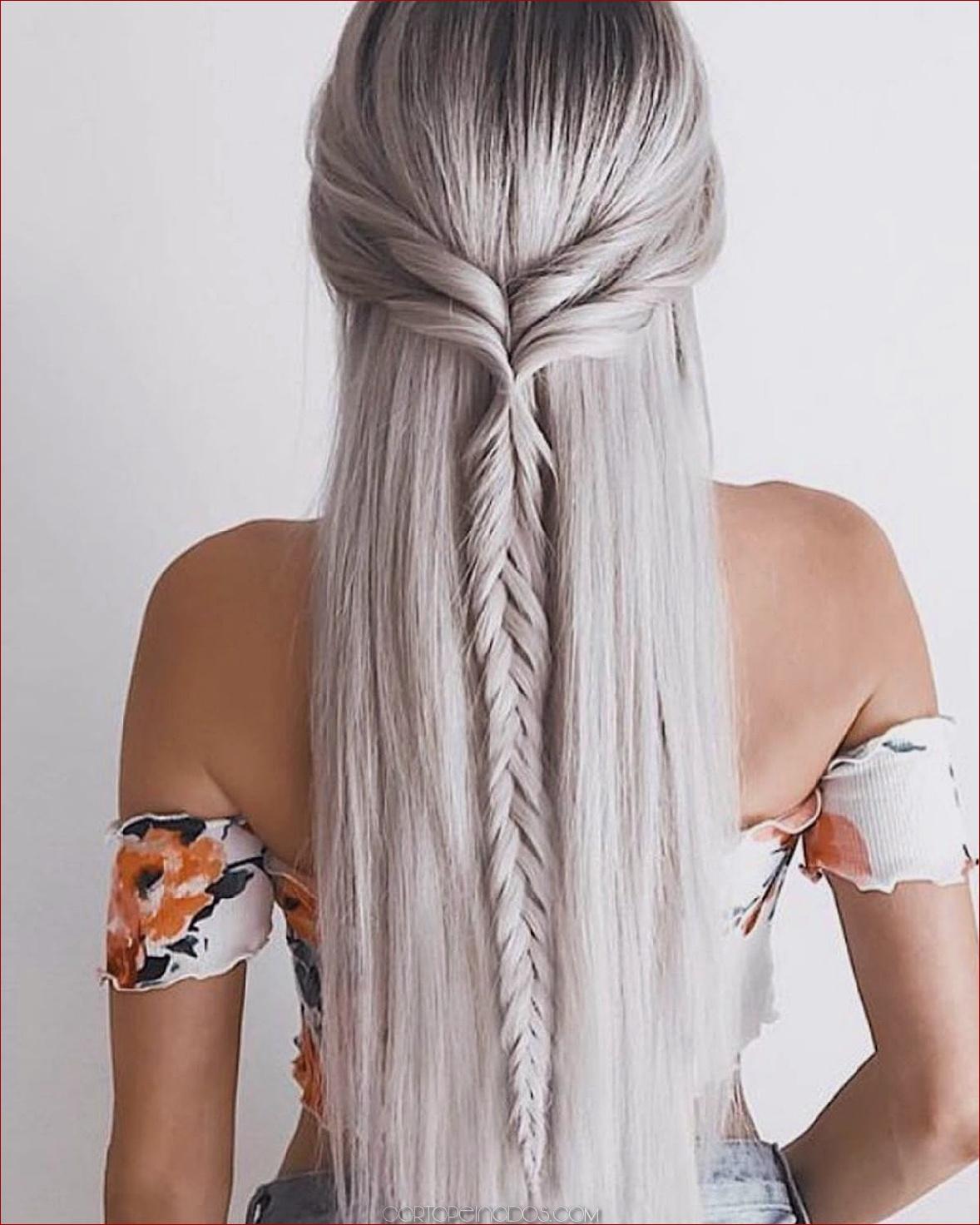 свободная коса