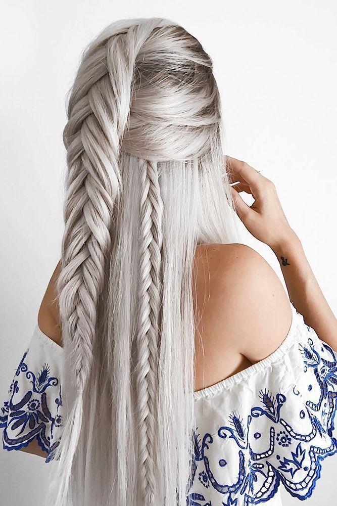 вязаная коса