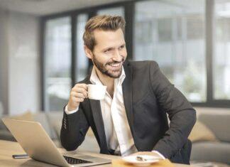 мужские стрижки для офиса