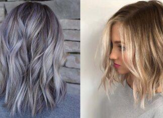 красивые волнистые прически на средние волосы