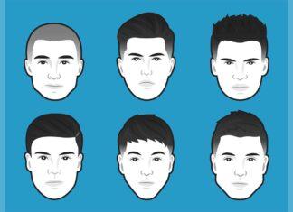 какую прическу выбрать мужчине для своей формы лица
