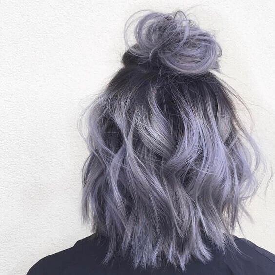 Вечірні зачіски з пучком