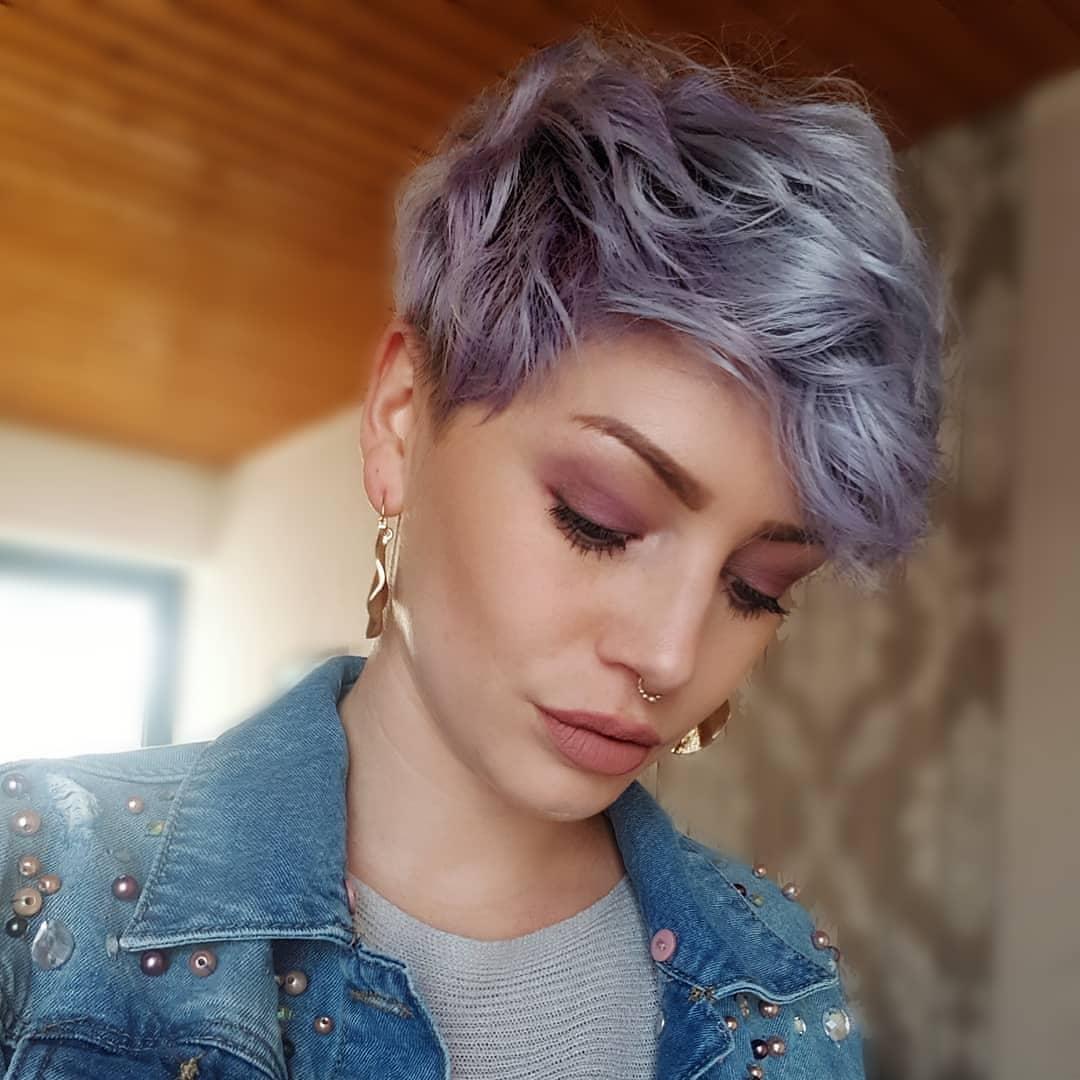 Модні вечірні зачіски на коротке волосся