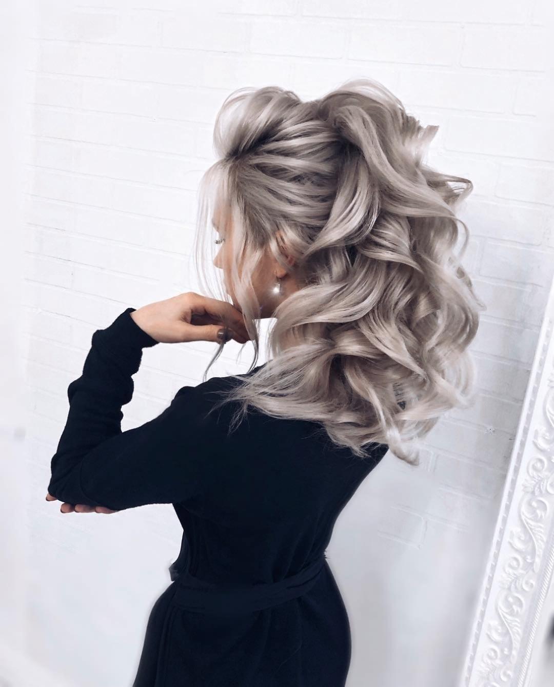 фото вечірніх зачісок