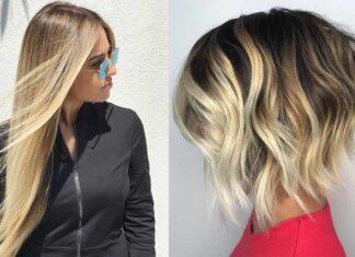 красивые каскадные прически на все виды волос