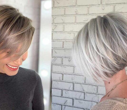 крисивые идеи стрижки пикси для тонких волос