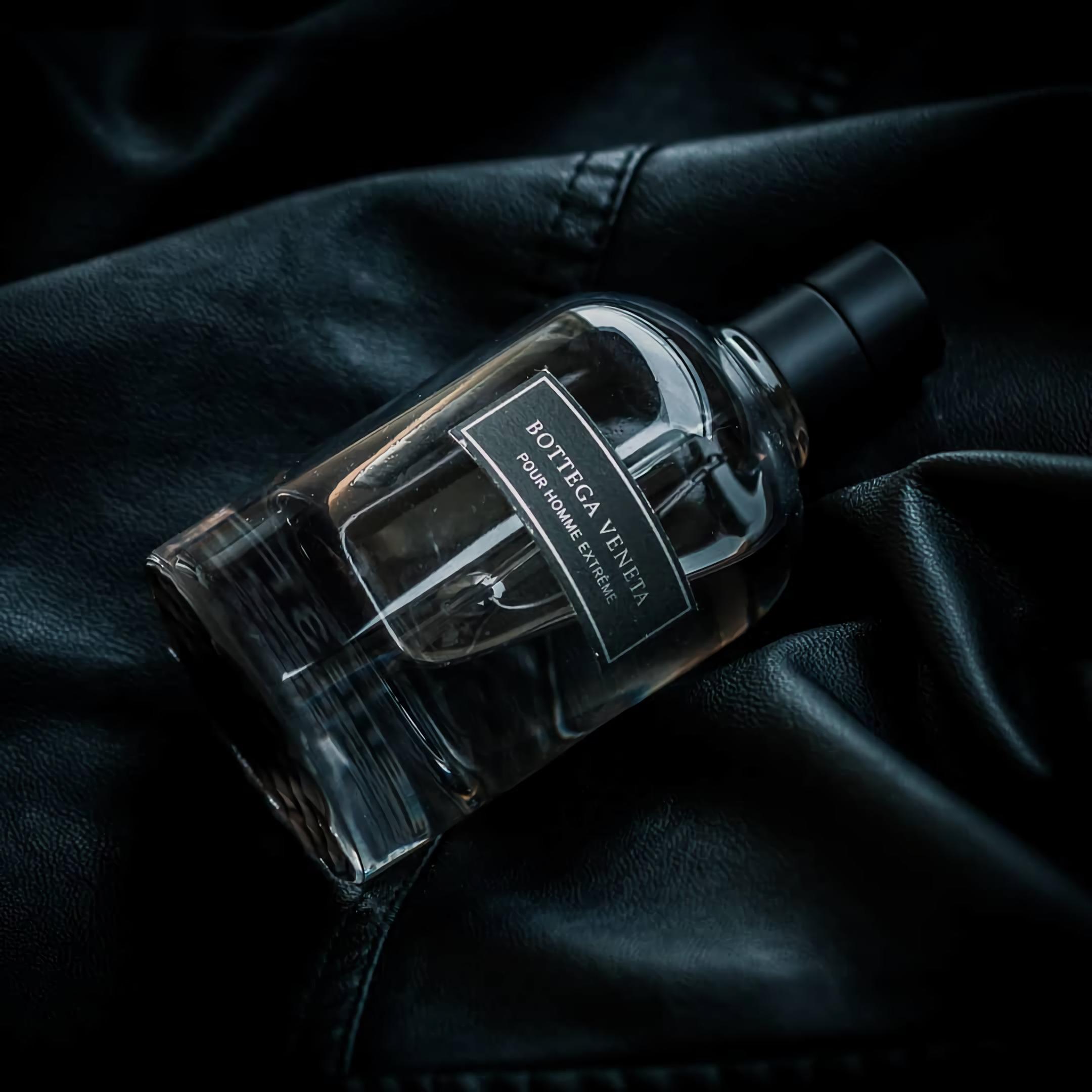мужские духи с запахом кожи Bottega Veneta Pour Homme Extreme
