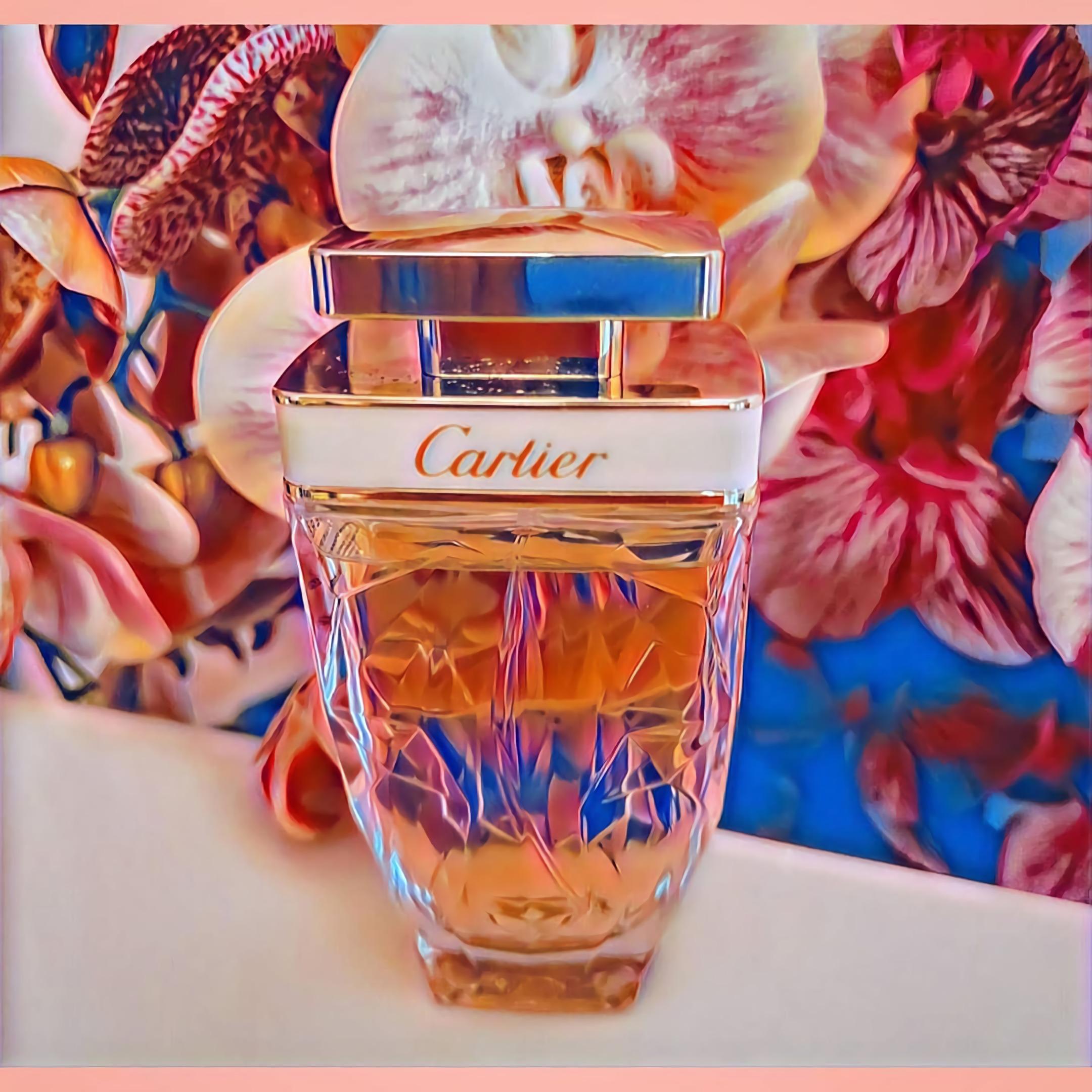 лучший цветочный аромат Cartier La Panthère