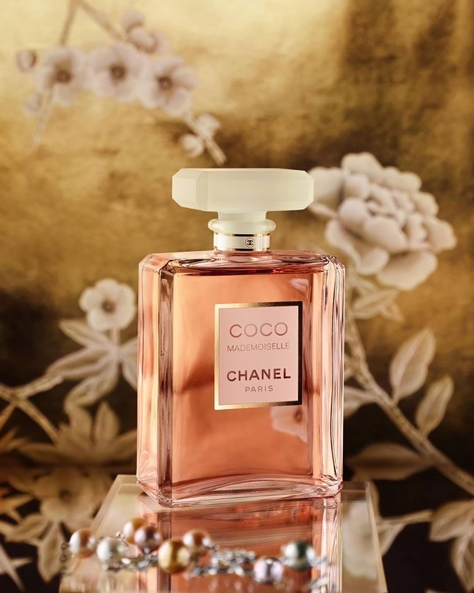 Chanel Coco Mademoiselle духи для модниц
