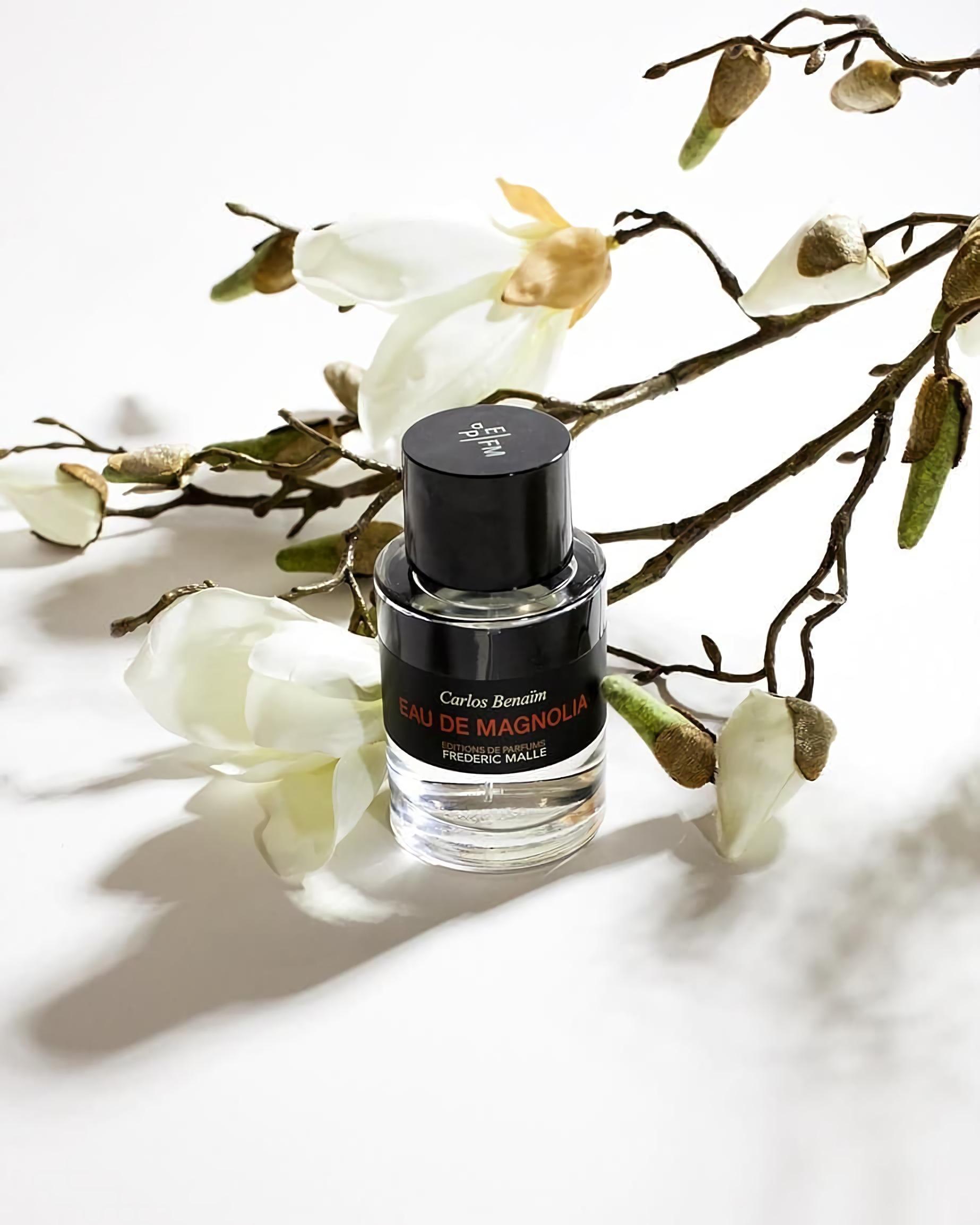 классический цитрусовый аромат Frederic Malle Eau de Magnolia