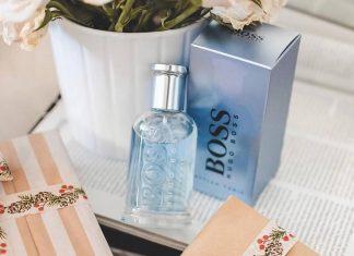 мужские духи с запахом джина и тоника Hugo Boss Bottled Tonic