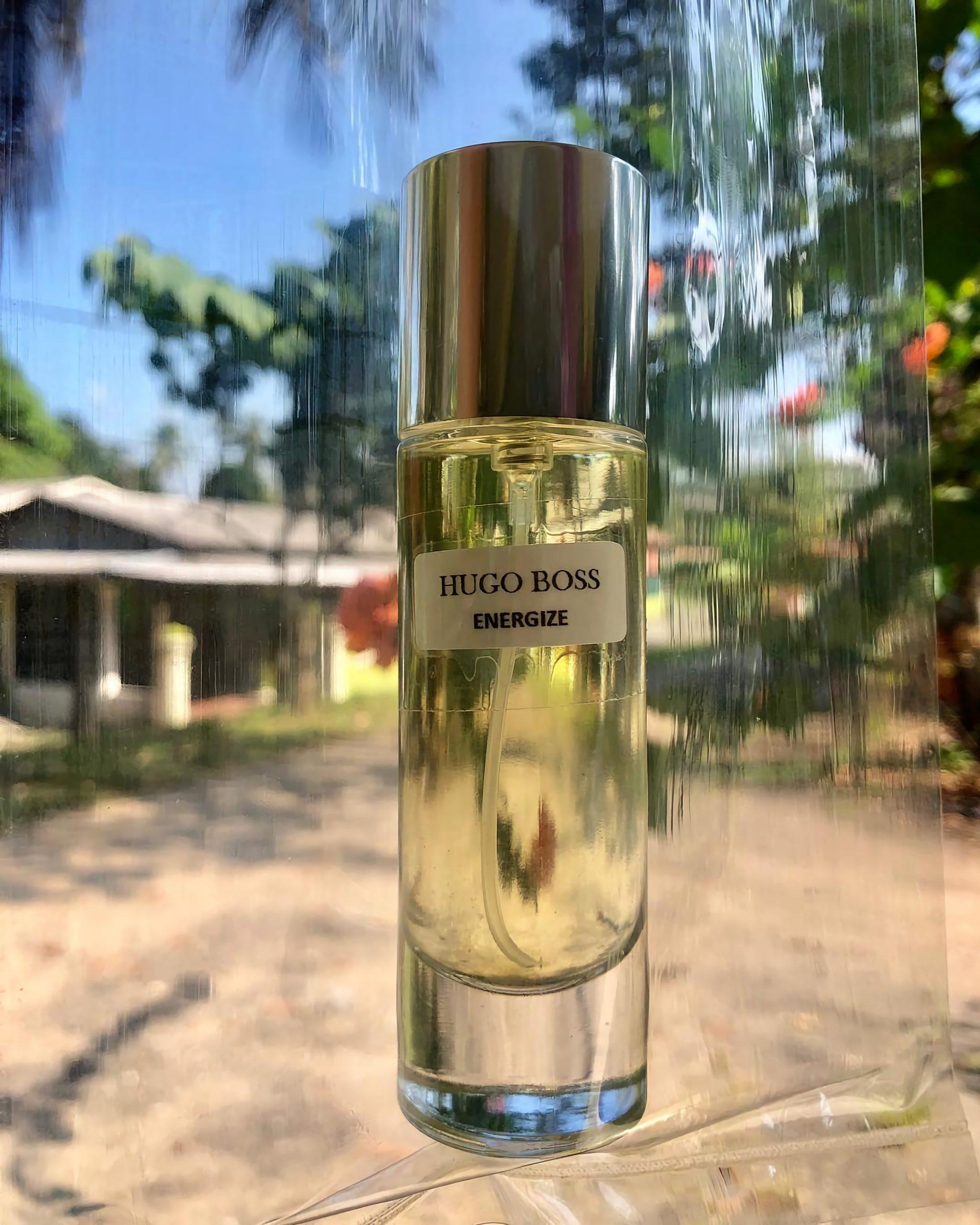мужские духи с чистым запахом Hugo Boss Energize