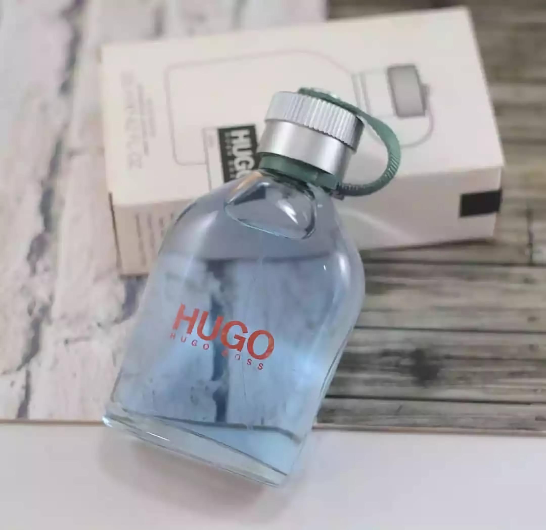мужской парфюм с освежающим запахом Hugo Boss Hugo