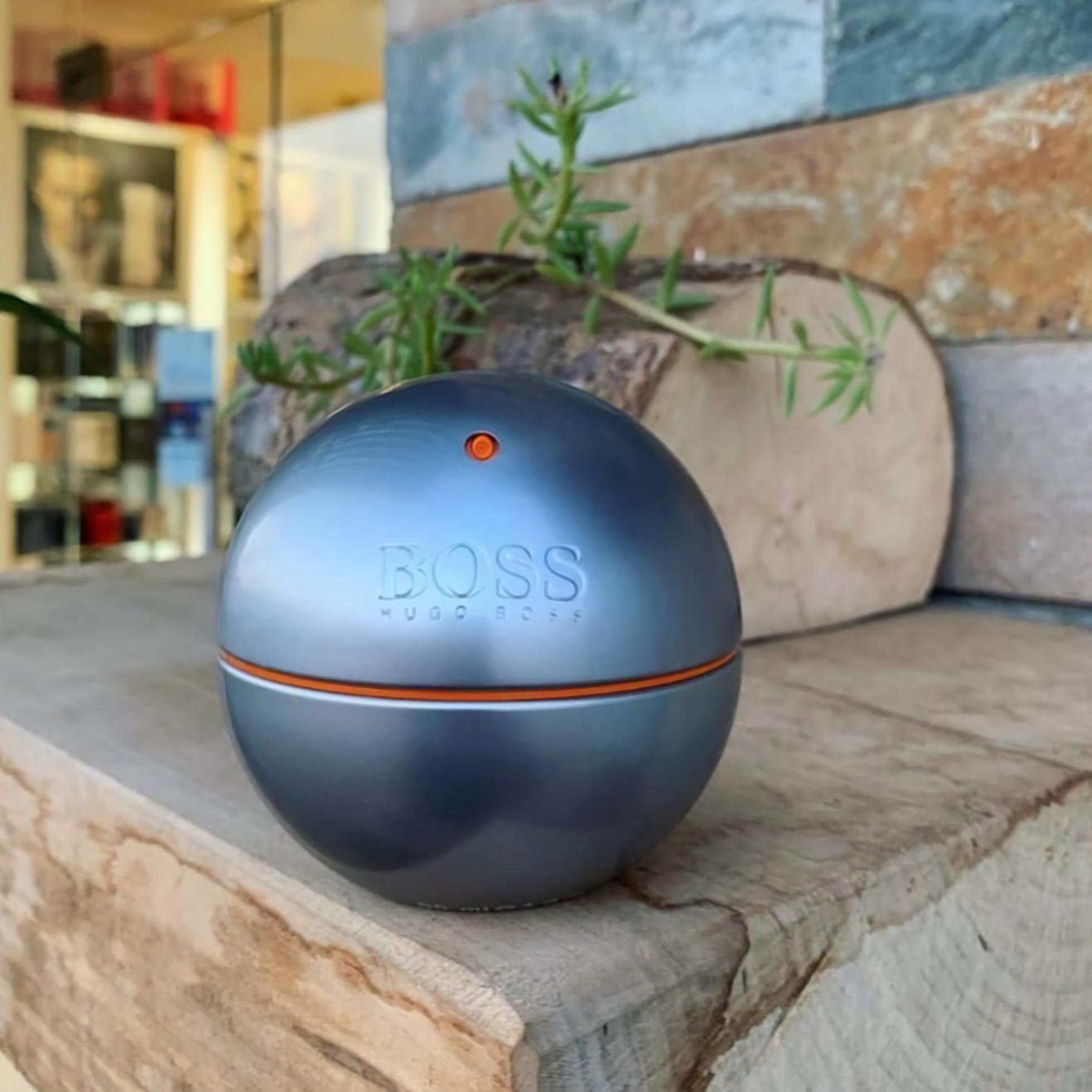 фантастический парфюм для мужчин с апельсиновым запахом Hugo Boss In Motion
