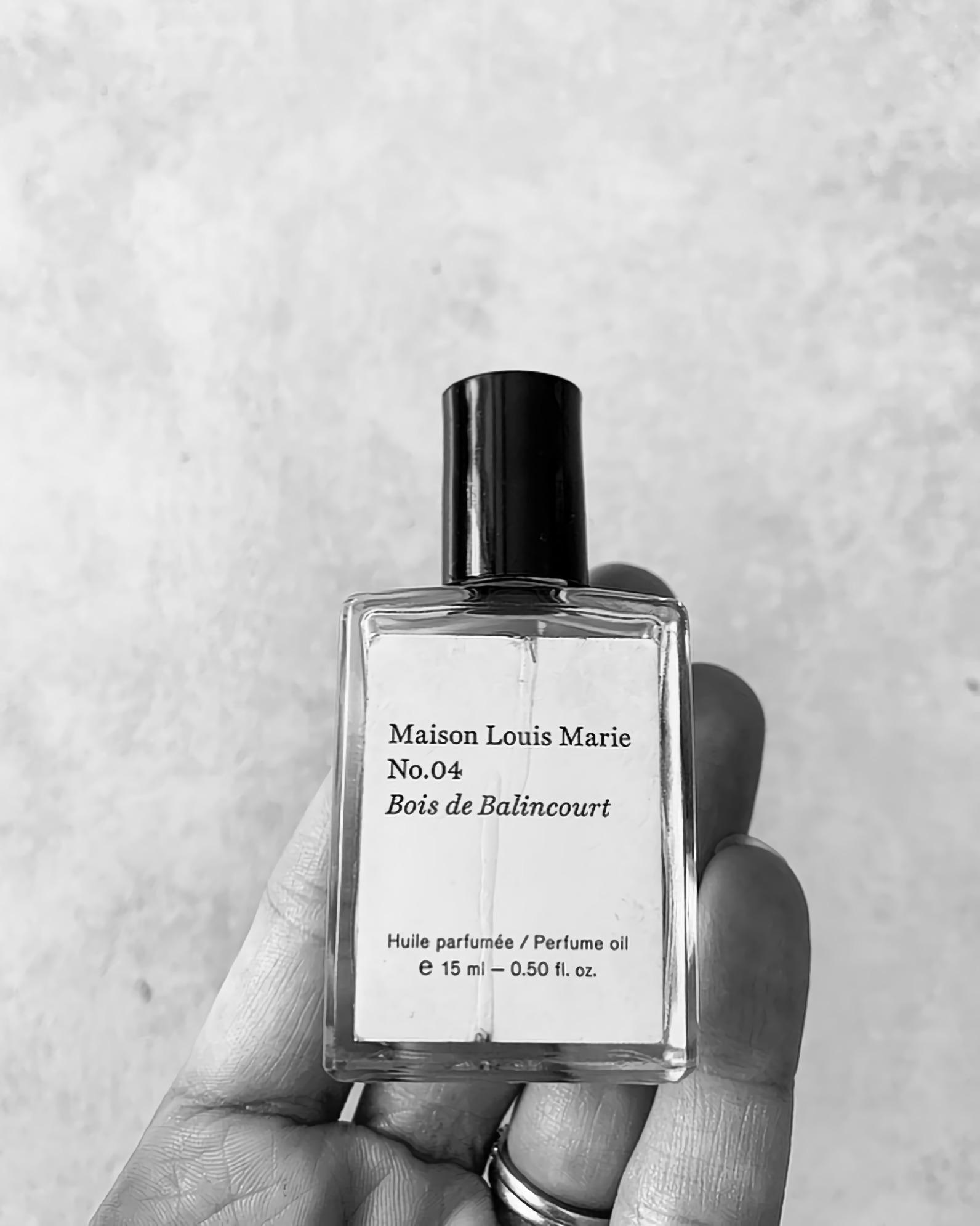 чистый аромат с парфюмом Maison Louis Marie No.04