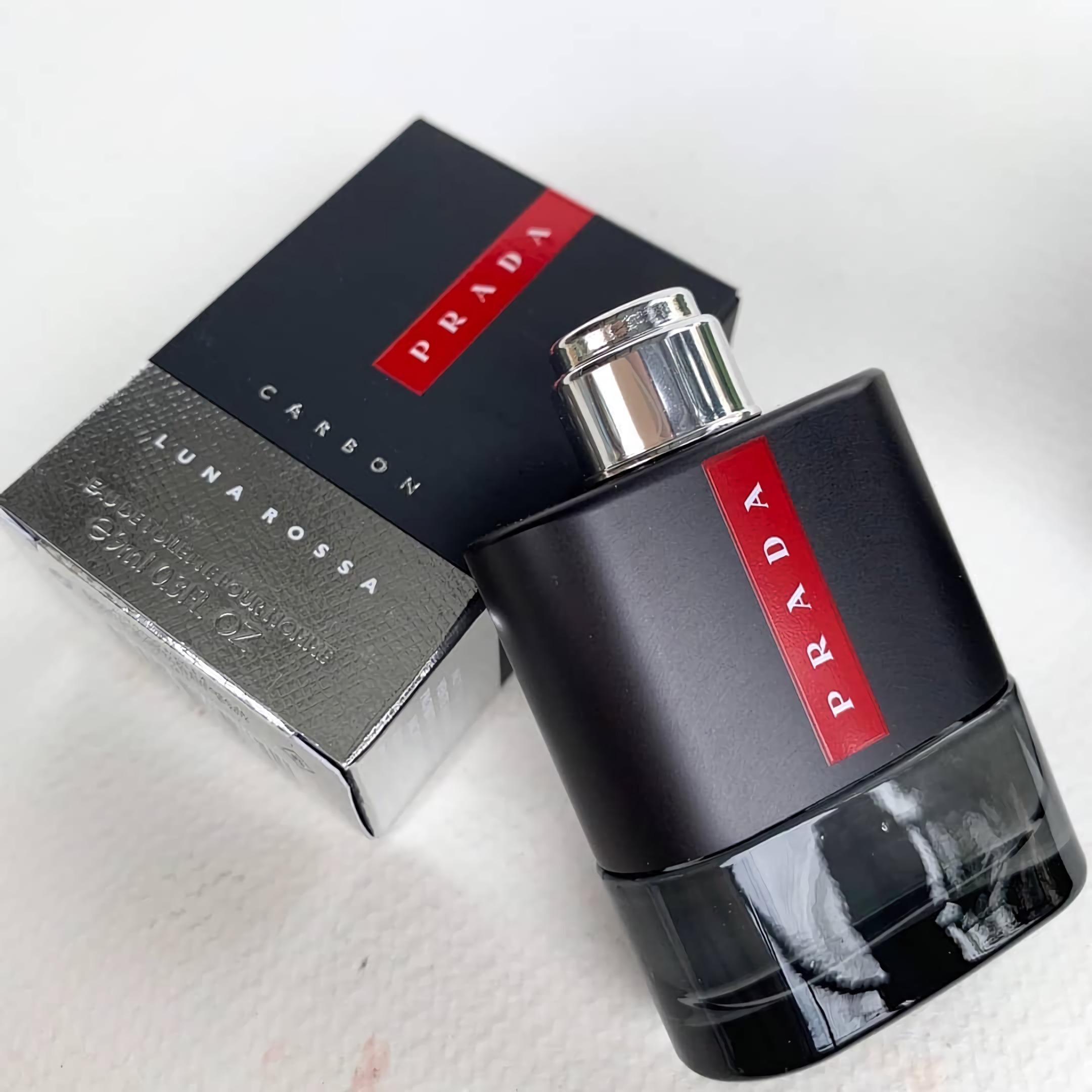 хороший весенний парфюм для мужчин Prada Luna Rossa