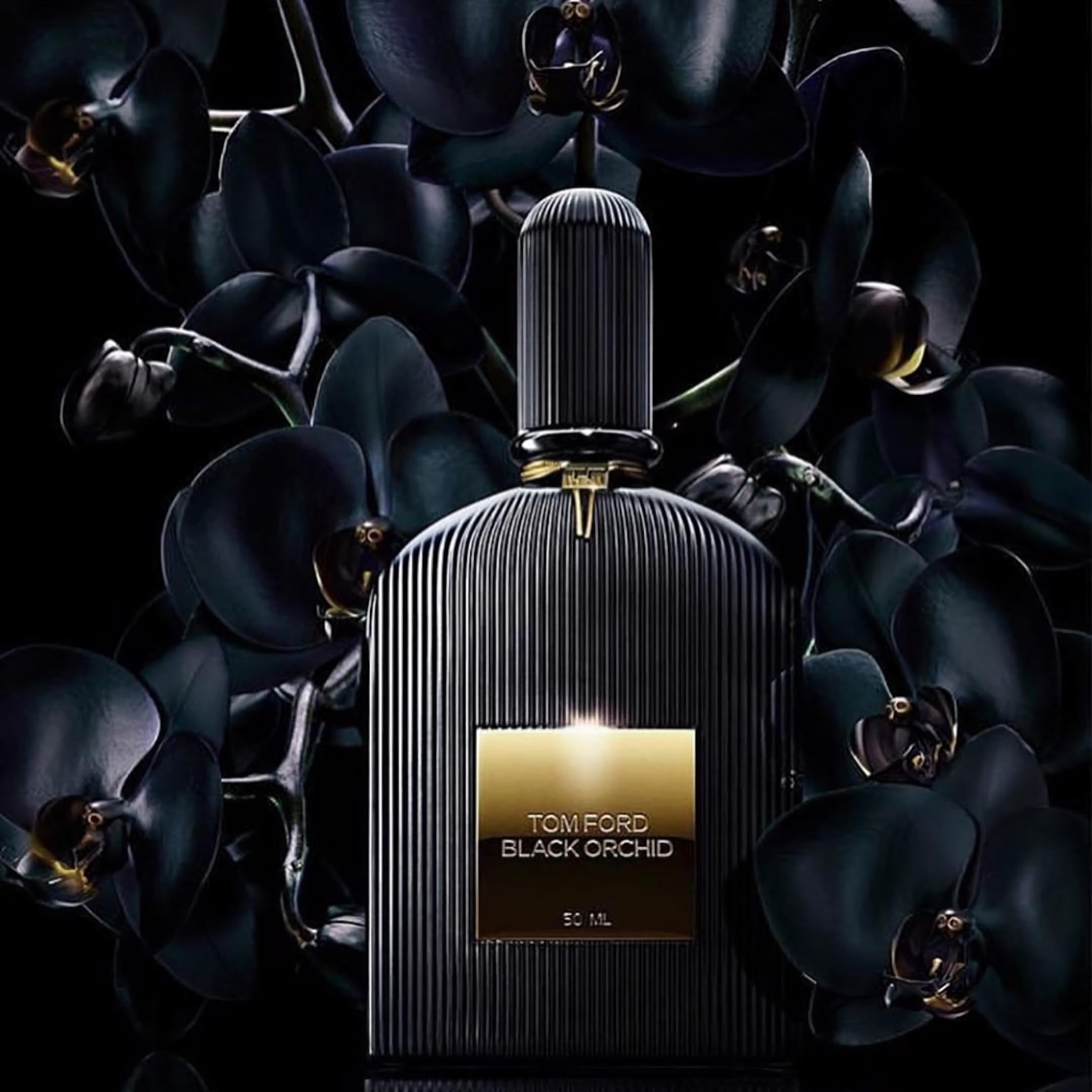 пряные женские духи Tom Ford Black Orchid