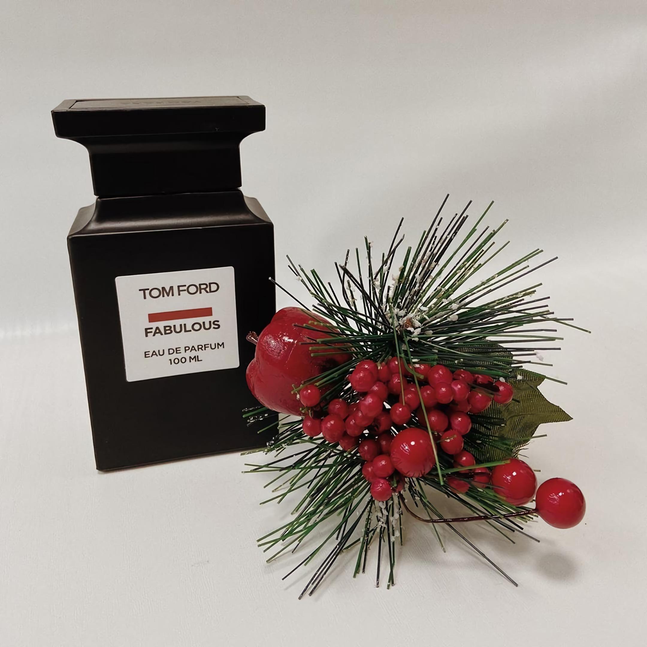 сказочный кожаный аромат Tom Ford Fabulous