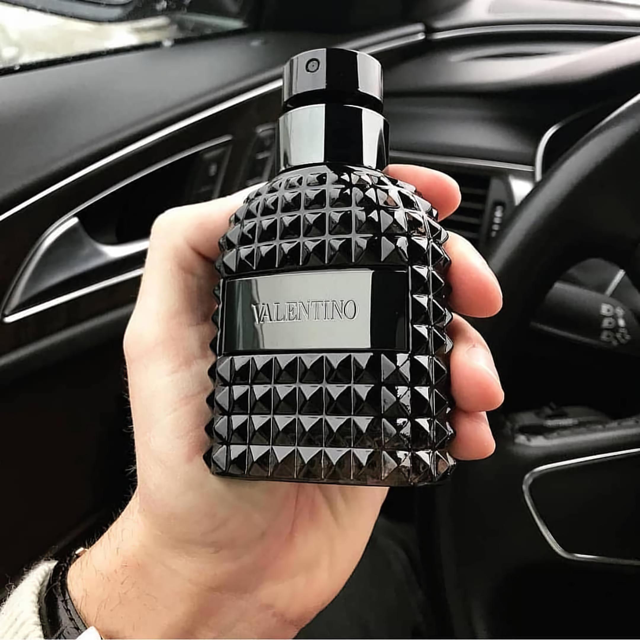 мужской аромат Valentino Uomo Intense