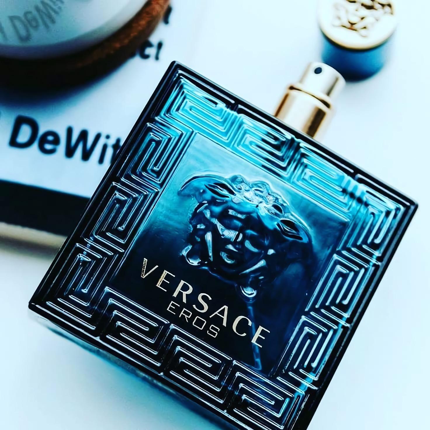 сладкие мужские духи Versace Eros