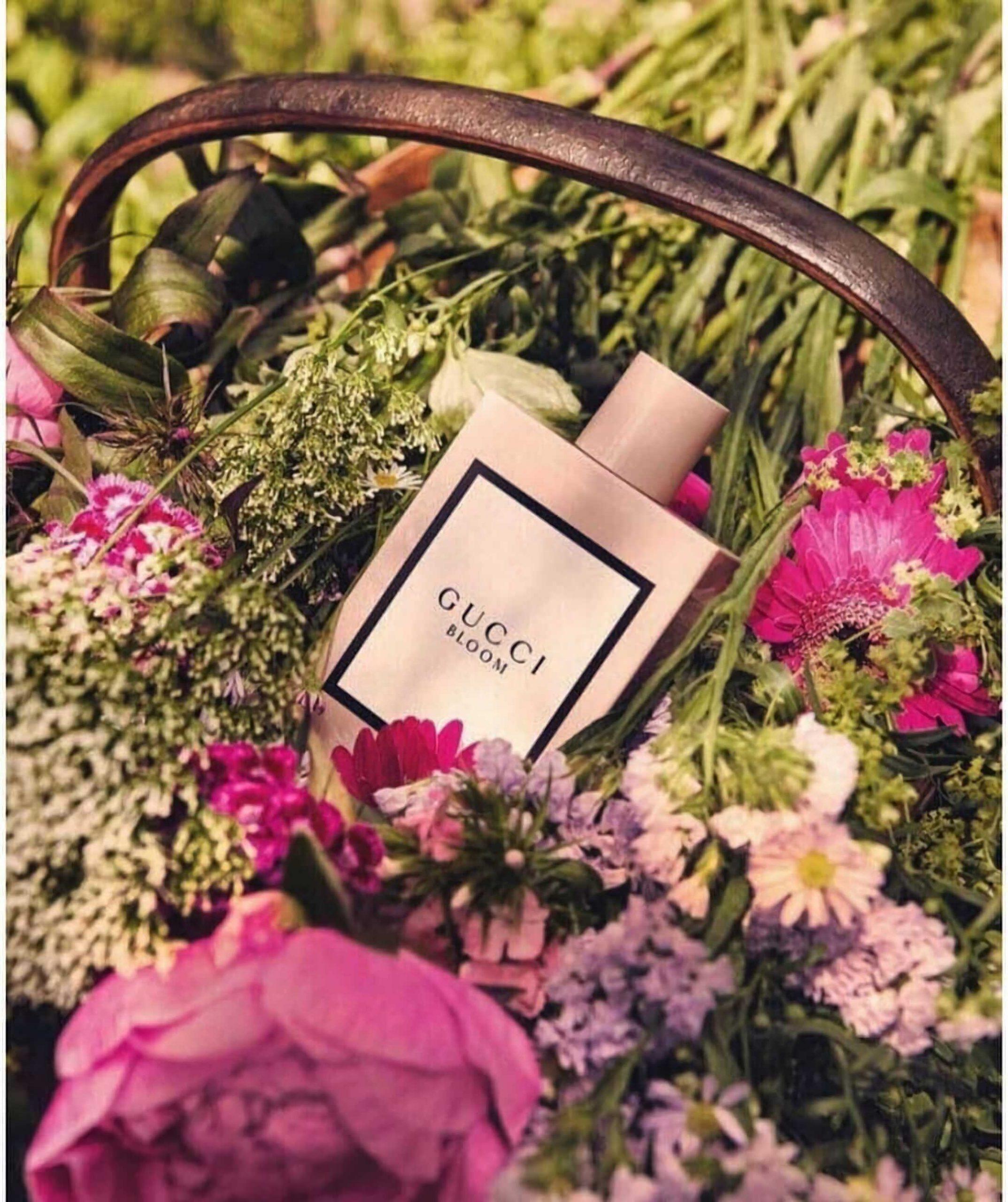 стойкий цветочный парфюм Gucci Bloom