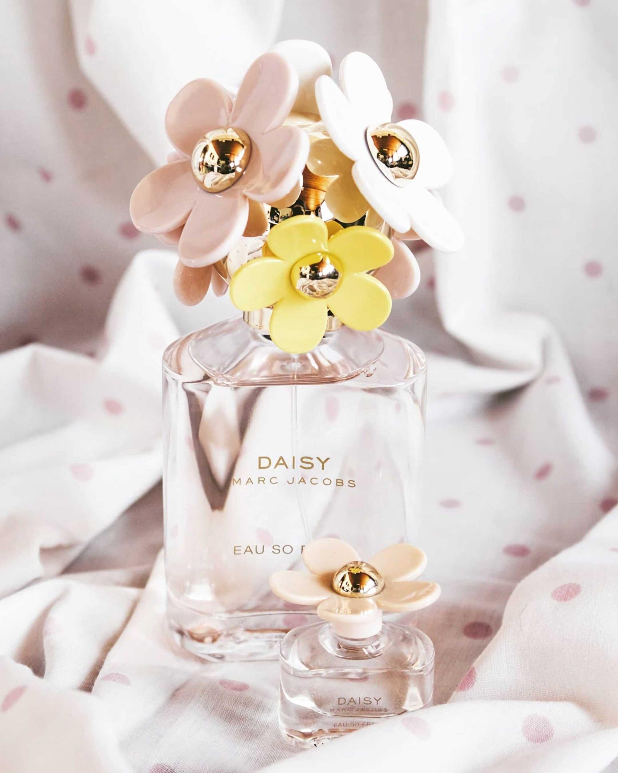 стойкие духи с цветочным ароматом Marc Jacobs Fragrances Daisy Eau So Fresh