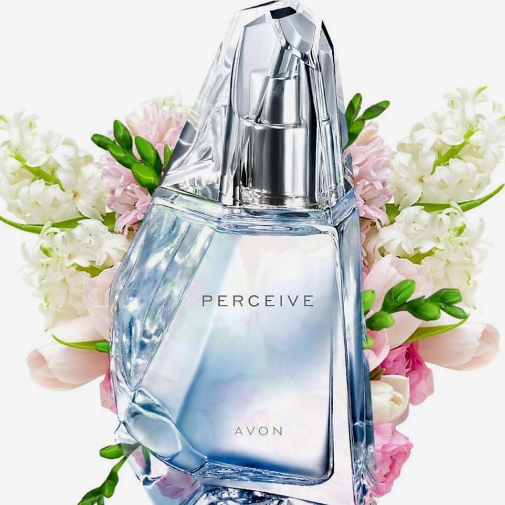 парфюм для девушек с уникальным запахом Avon Perceive Dew