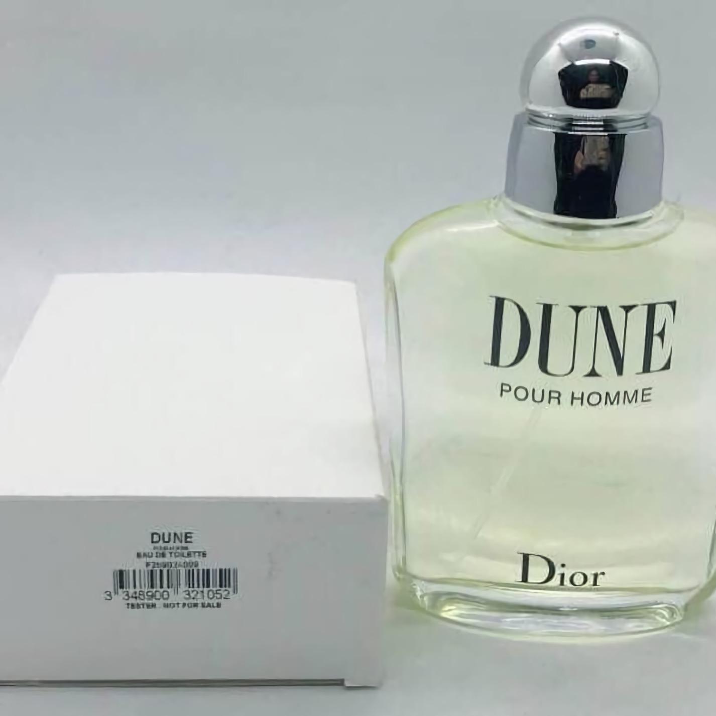 модная туалетная вода для мужчин Dior Dune Pour Homme