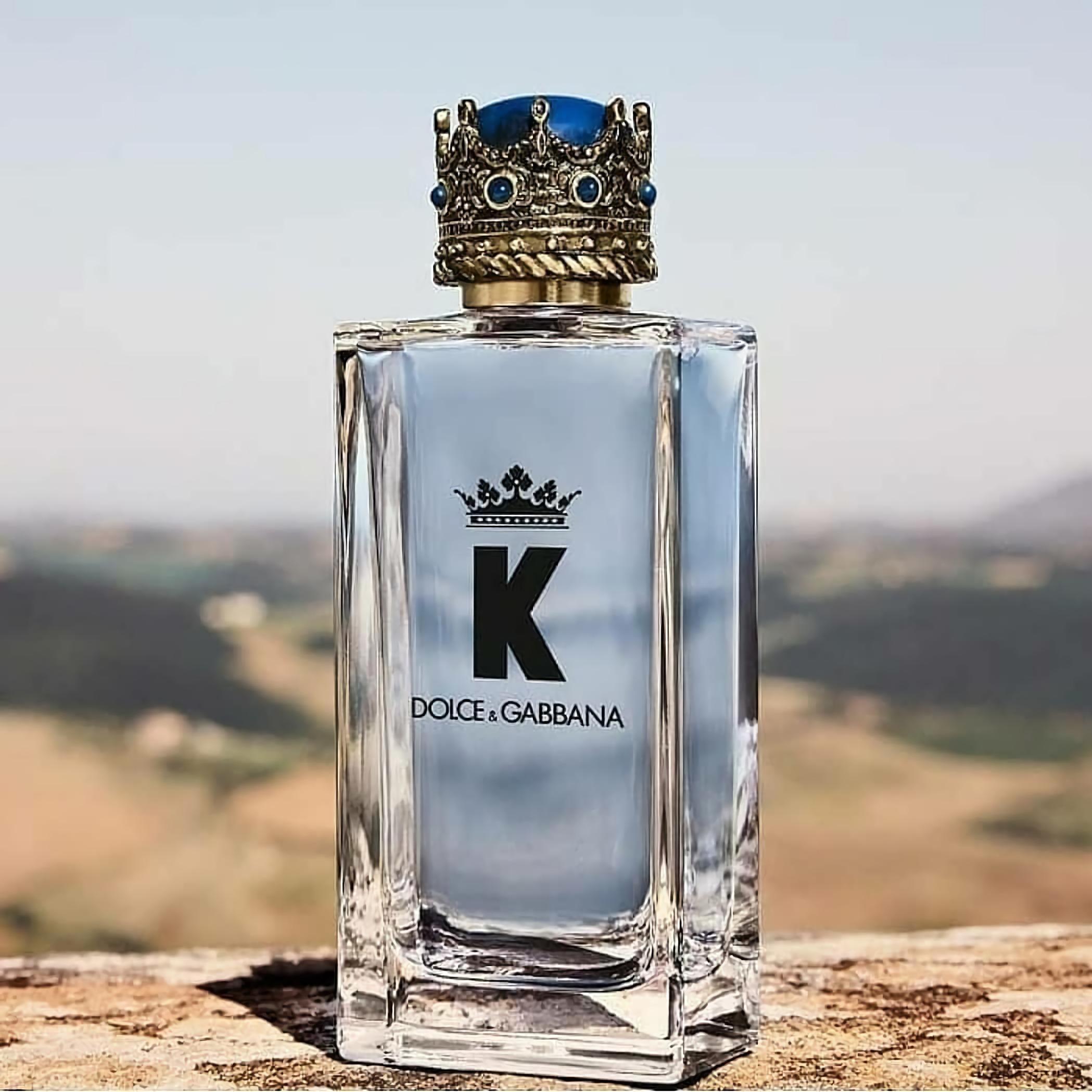 парфюмерная вода с легким запахом Dolce & Gabbana K