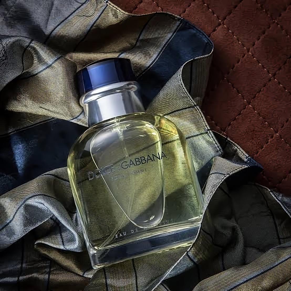 туалетная вода для мужчин с цитрусовым свежим запахом Dolce & Gabbana Pour Homme
