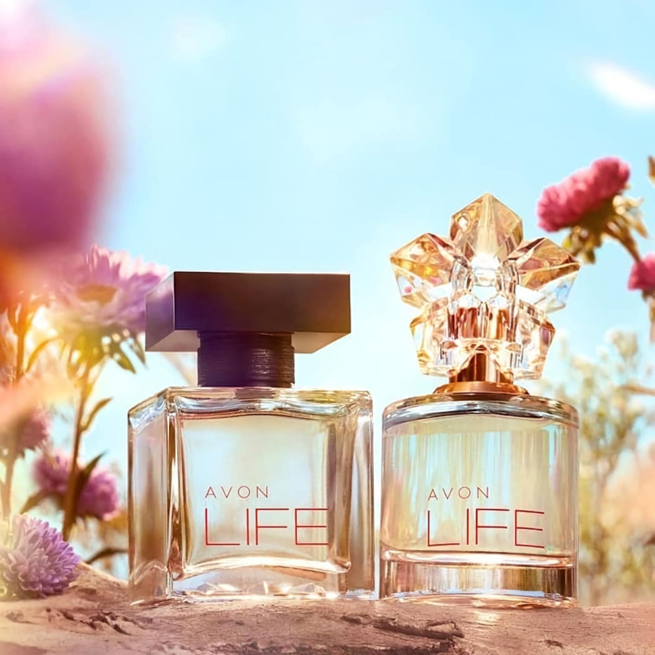 модные духи с женственным запахом Life for Her Avon