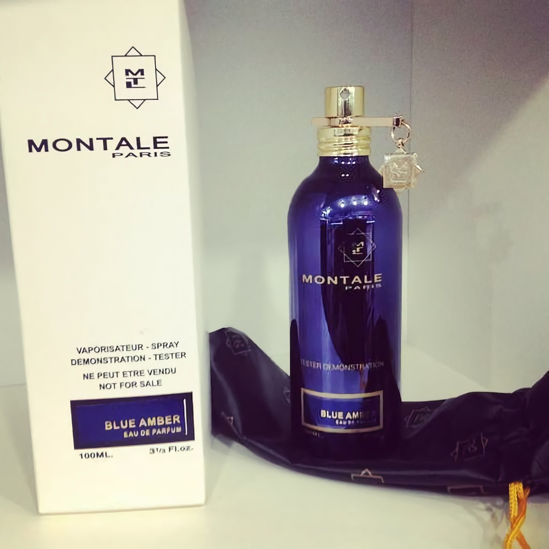 восточные духи с приятным запахом Montale Blue Amber