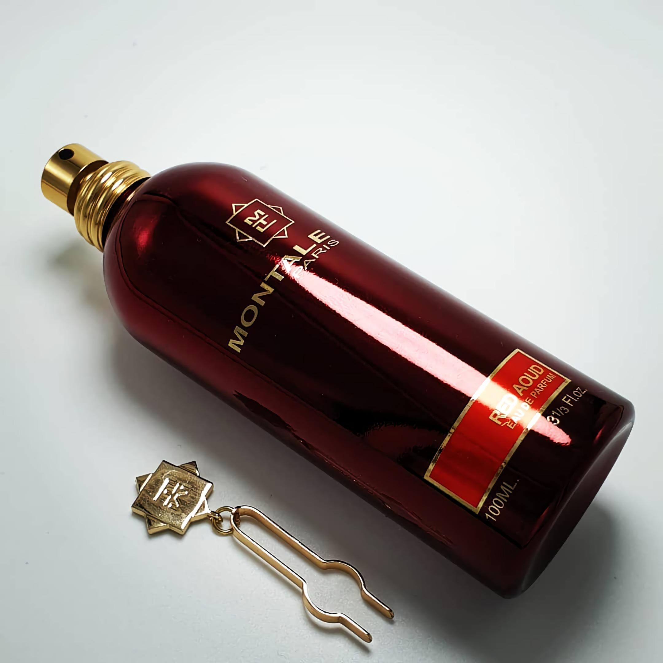 парфюмерная вода с запахом розы Montale Red Aoud