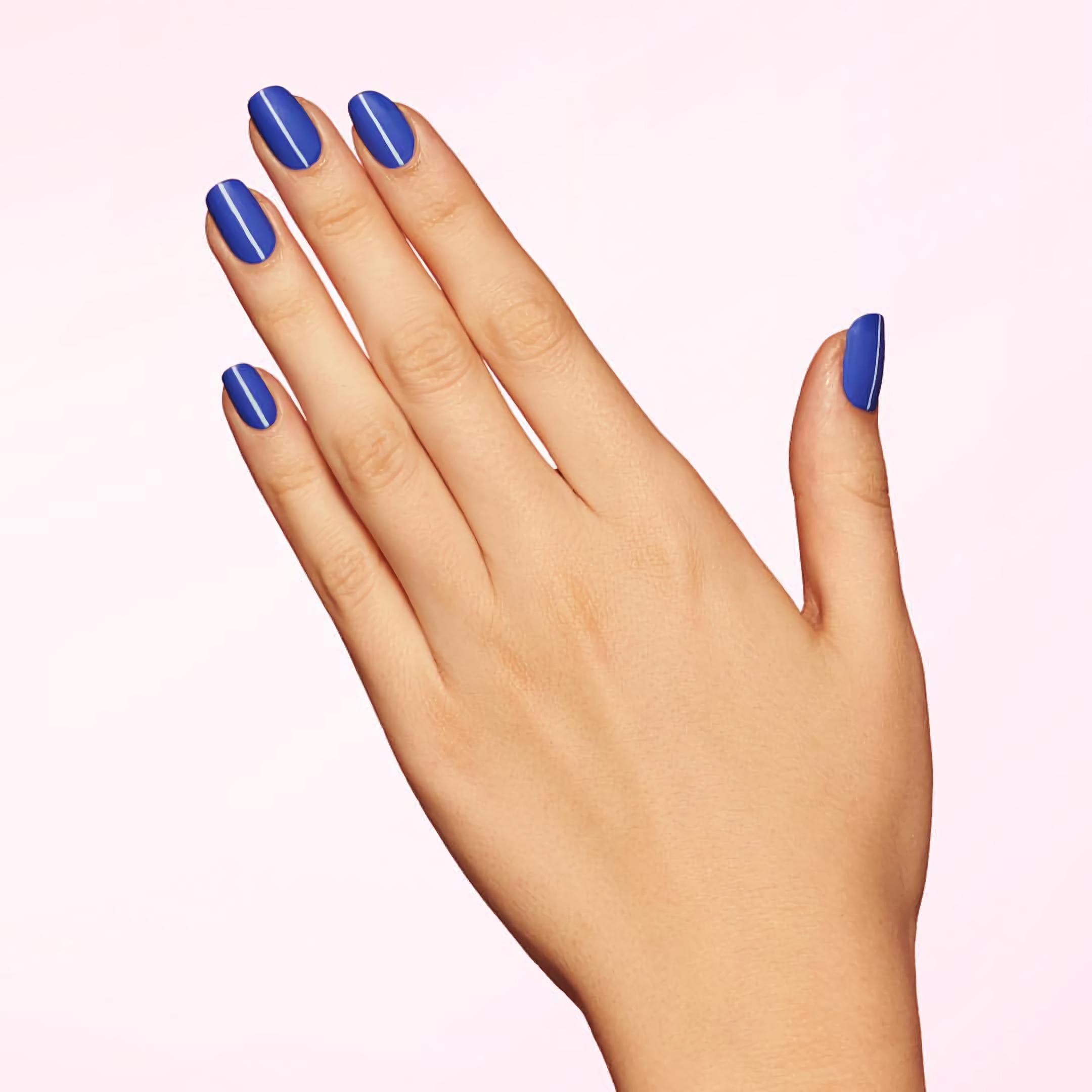Сплит-синий