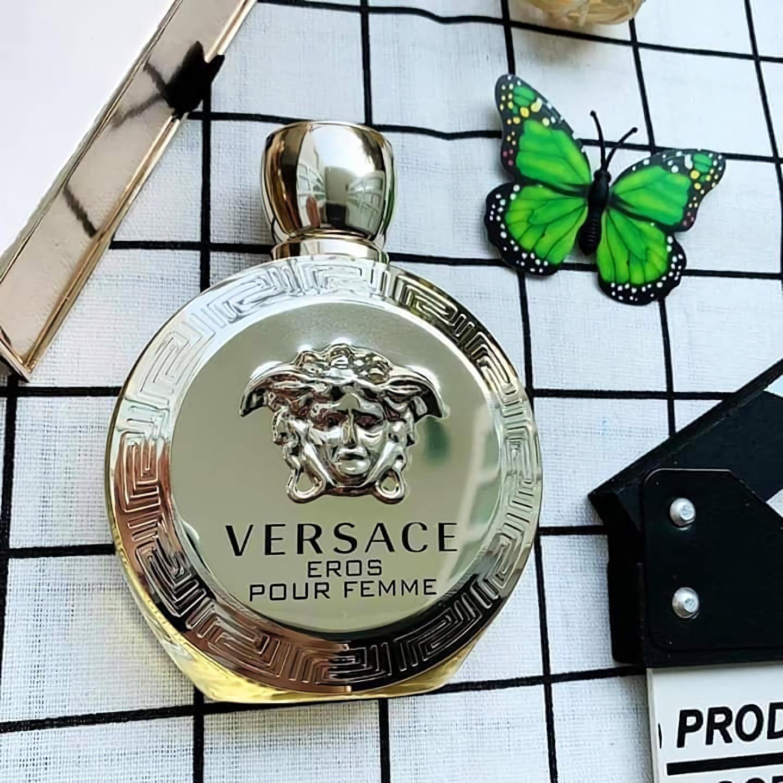лучшие женские духи Versace Eros Pour Femme