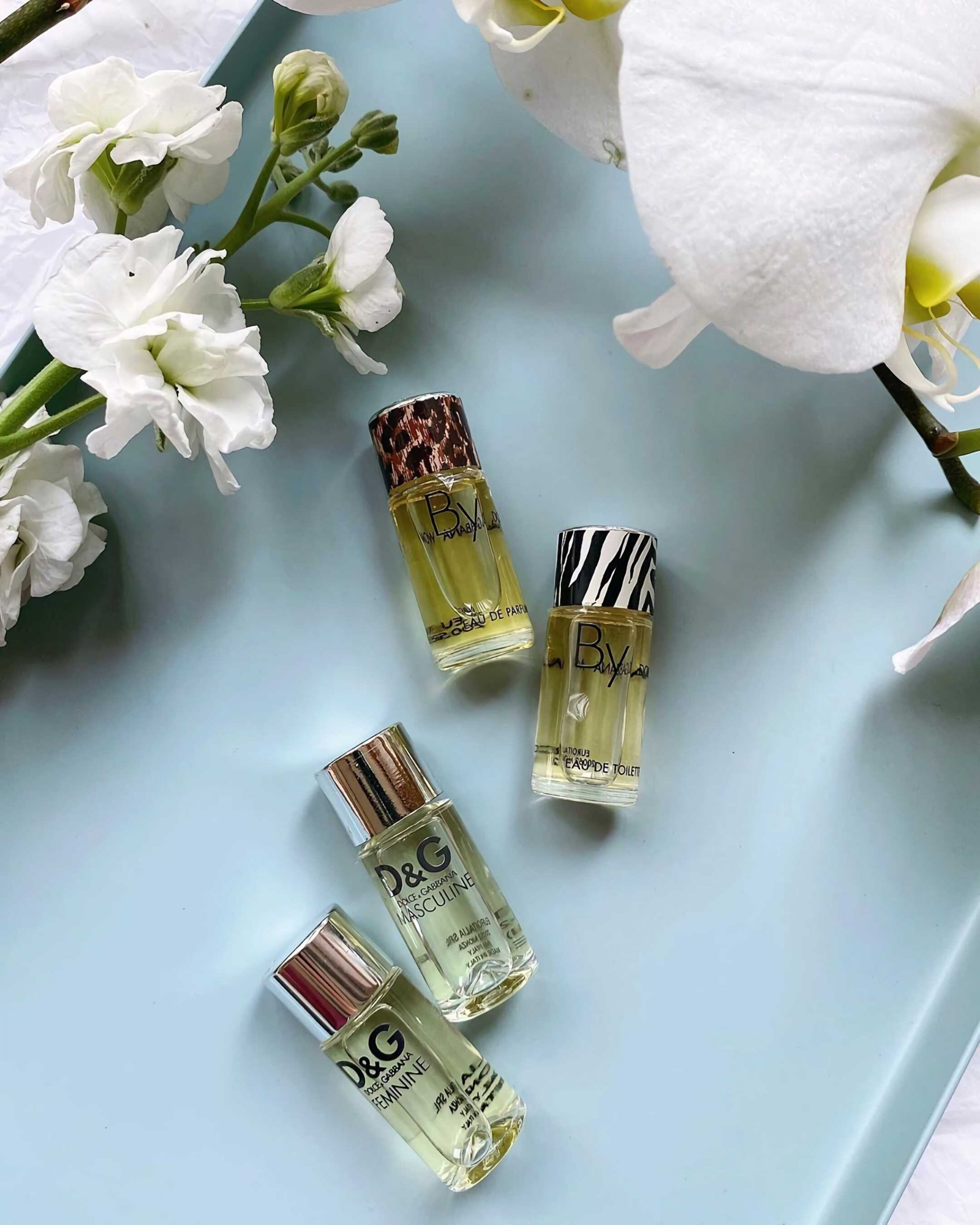 мужские духи с красивым запахом Dolce & Gabbana D&G Masculine
