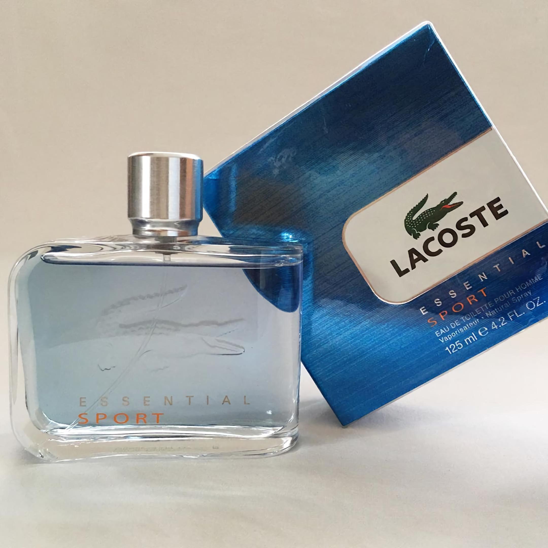 духи для парней Lacoste Essential Sport