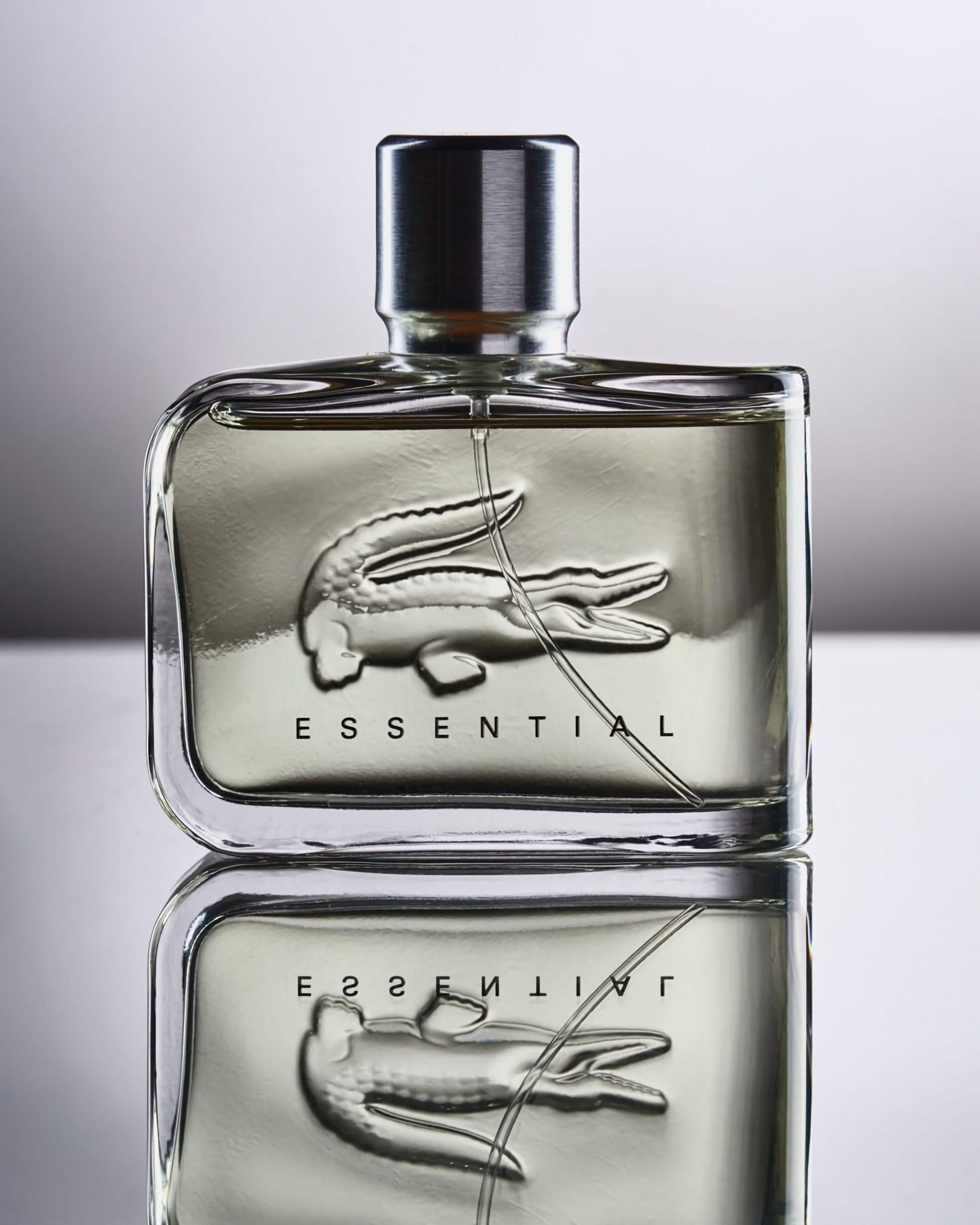 туалетная вода для парней со свежим запахом Lacoste Essential