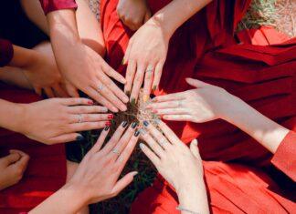 модные типы ногтей