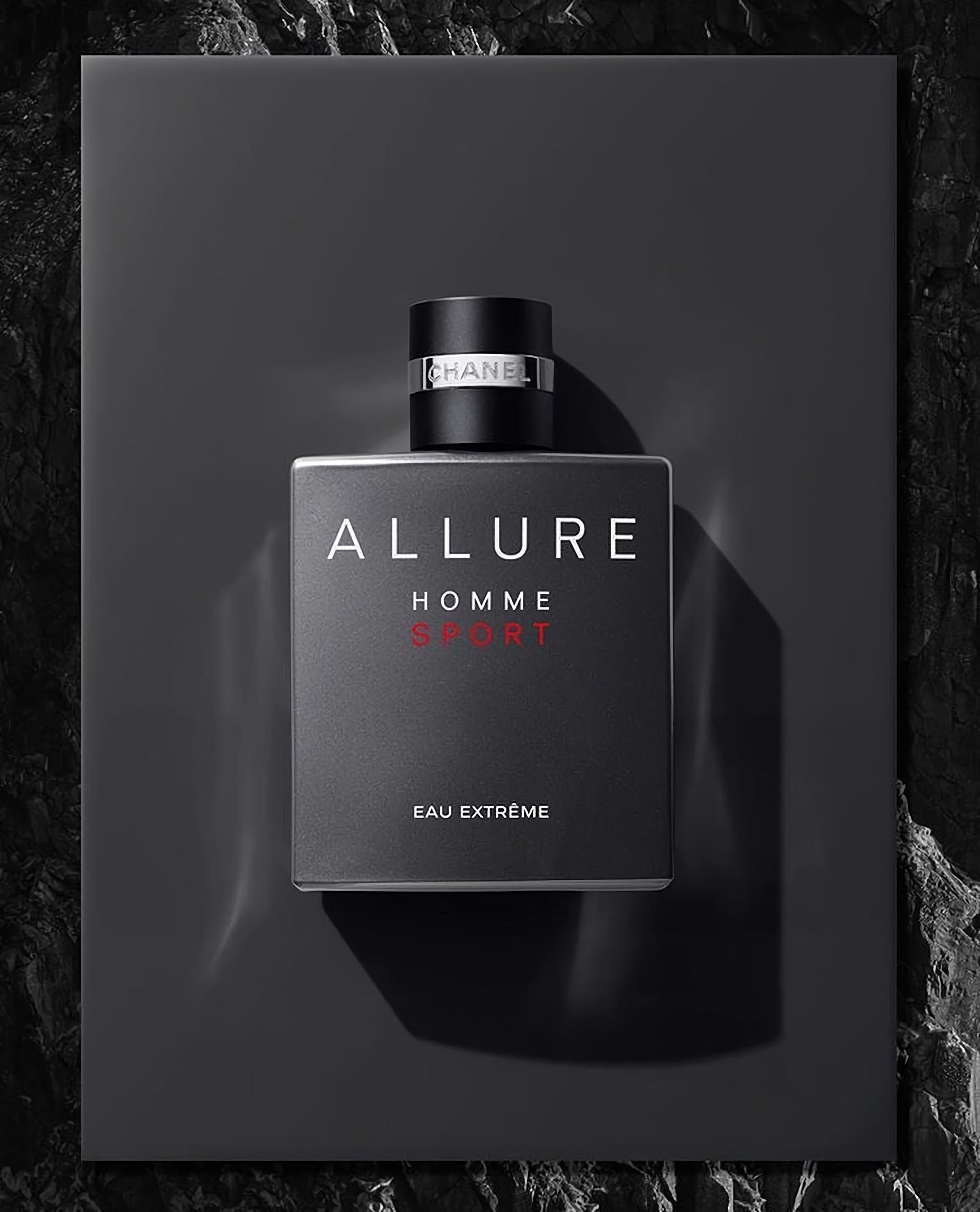 лучшие духи для мужчин Chanel Allure Homme Sport Eau Extreme