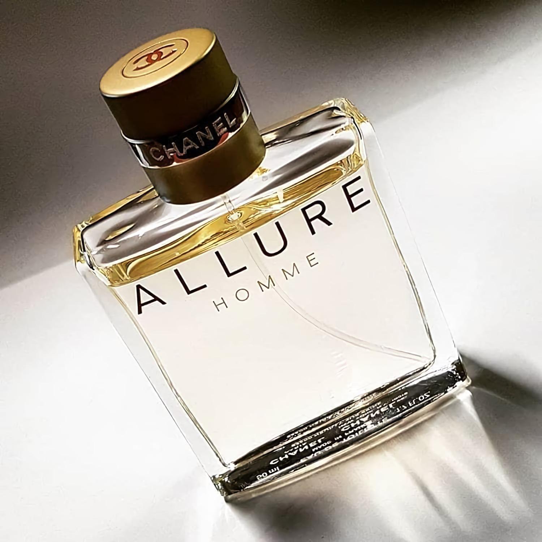 лучшие мужские духи Chanel Allure Homme