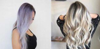 красивый балаяж на все типы волос