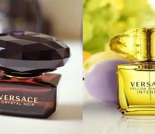 лучшие духи versace для девушек