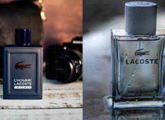 духи lacoste для мужчин