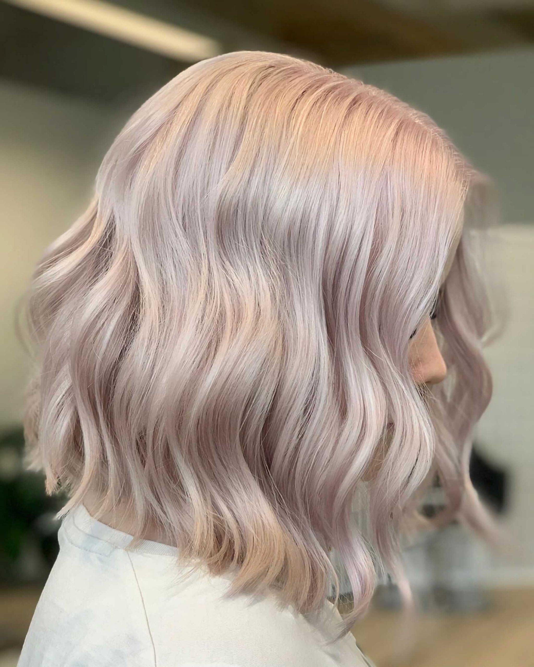 модный боб каре на средние волосы