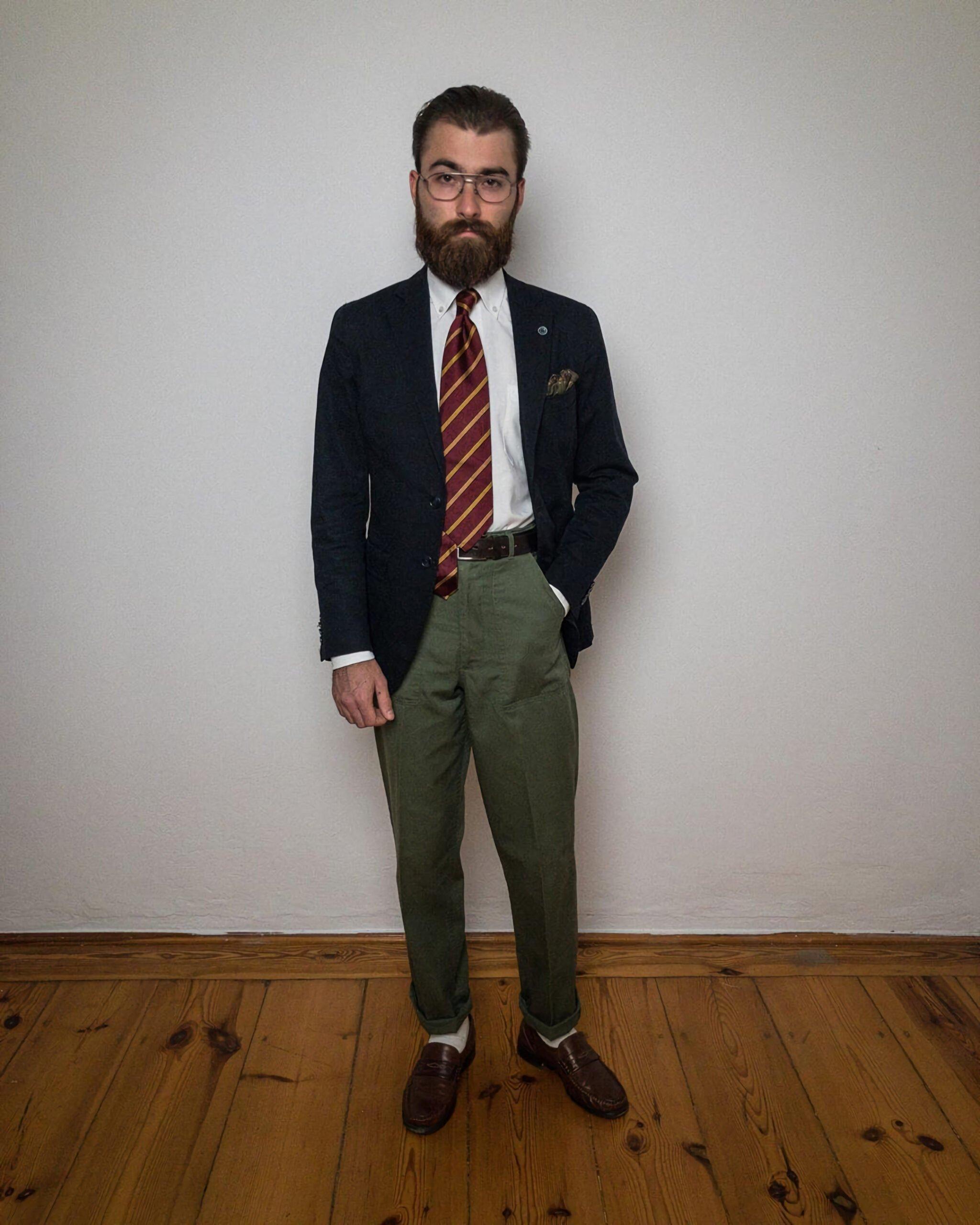 модная стрижка для пожилых мужчин