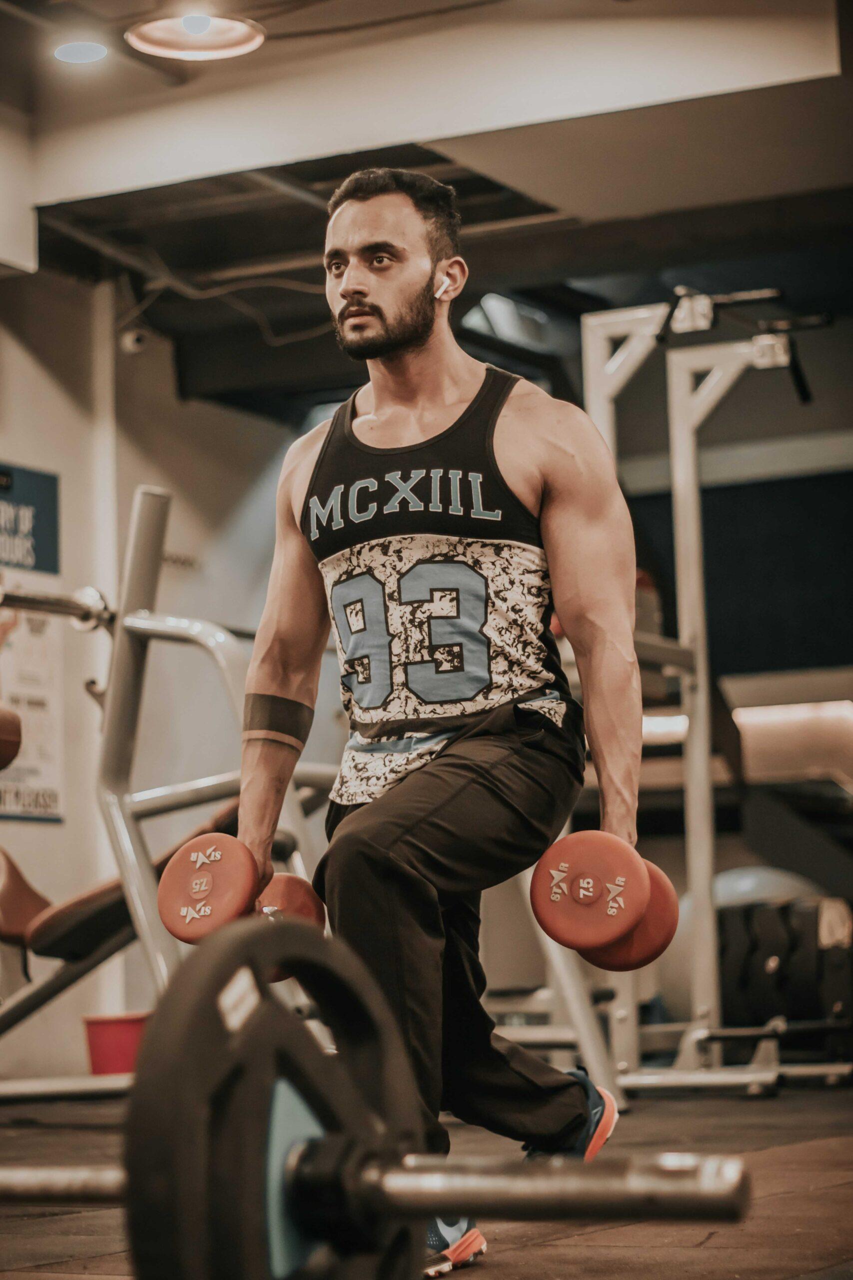 упражнения как фактор роста бороды