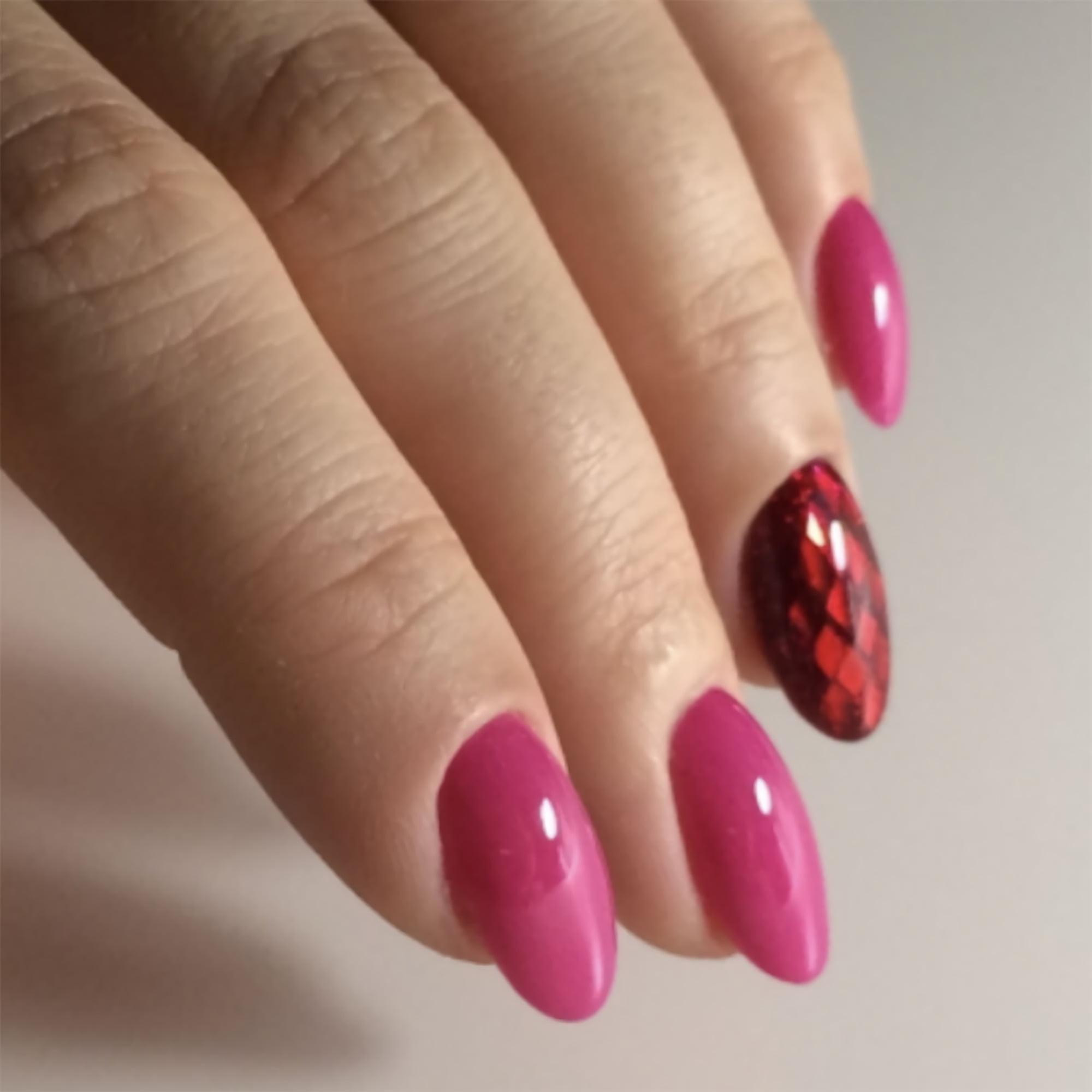 fat nails