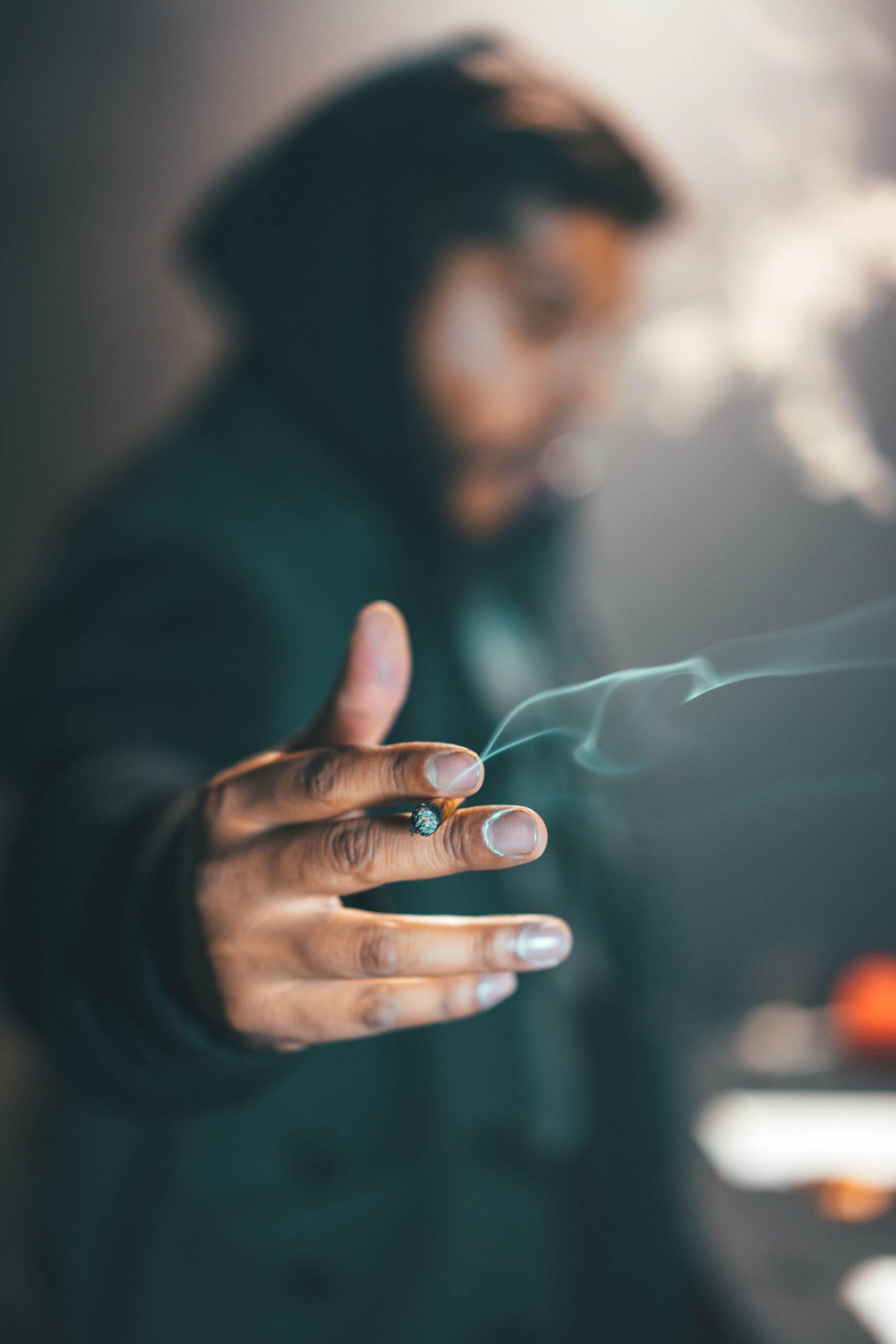 курения влияет на рост бороды