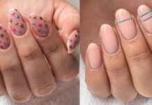 пастельные ногти, лучшие идеи маникюра